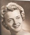 Queen Silvia XXIV 1960 Judith Leslie Bunn Huntington, WV