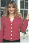 Queen Silvia LIX 1995 Megan Elizabeth Hartley Ravenswood, WV