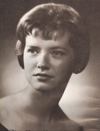 Queen Silvia XXV 1961 Rebecca Bess Piedmont, WV